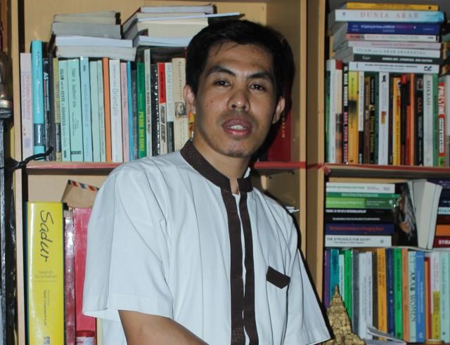 Ahmad Sahide