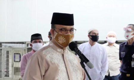 Gubernur DKI Jakarta, Anies Baswedan,